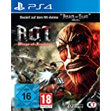 AoT - Wings of Freedom (based on Attack on Titan) - PlayStation 4 - [Edizione: Germania]