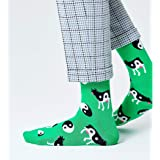 Happy Socks, Ying yang cow sock, 7300
