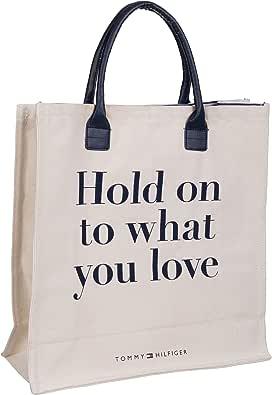 Tommy Hilfiger Bag Große Tasche Handtasche Shopper Einkaufstasche