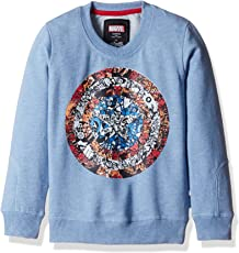 Marvel Comics Boys' Sweatshirt
