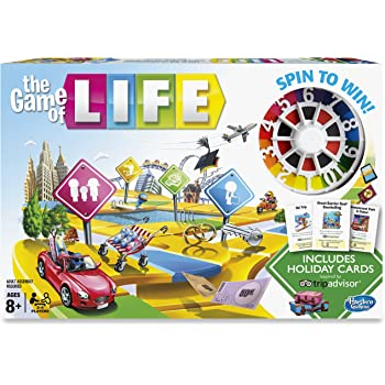 Hasbro Gaming C01611020 The Game of Life