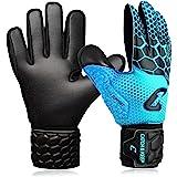 CATCH & KEEP® Kralle Junior Pro keeperhandschoenen voor kinderen, premium keeperhandschoenen voor kinderen, met extra sterke