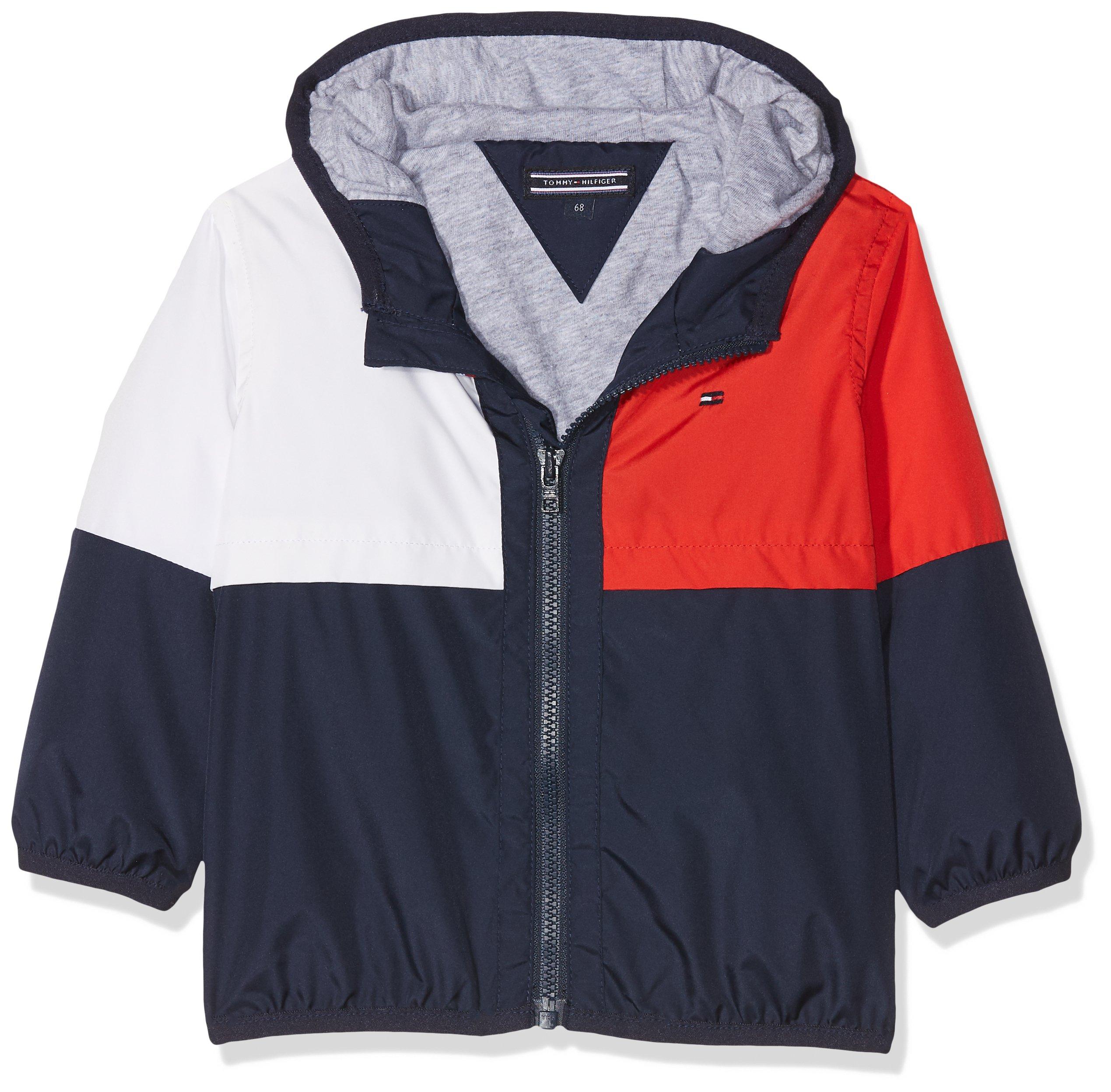 Tommy Hilfiger Peppy Color Block Jacket Chaqueta para Bebés