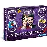 Clementoni Adventskalender Der 59084 Ehrlich Brothers-Calendario de adviento de la Magia, Color Multicolor