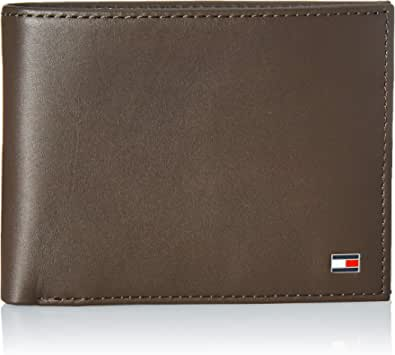 Tommy Hilfiger Eton CC And Coin Pocket, Portafoglio Uomo, 14x10x2 cm (B x H x T)