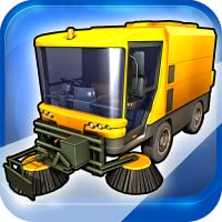 City Sweeper - Clean it Fast!