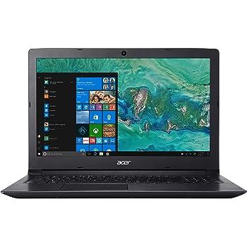 "Acer Aspire 3 A315-53-30WL Notebook con Processore Intel Core i3-8130U, RAM da 8 GB DDR4, 1000 GB HDD, Display da 15.6"" HD, Nero"