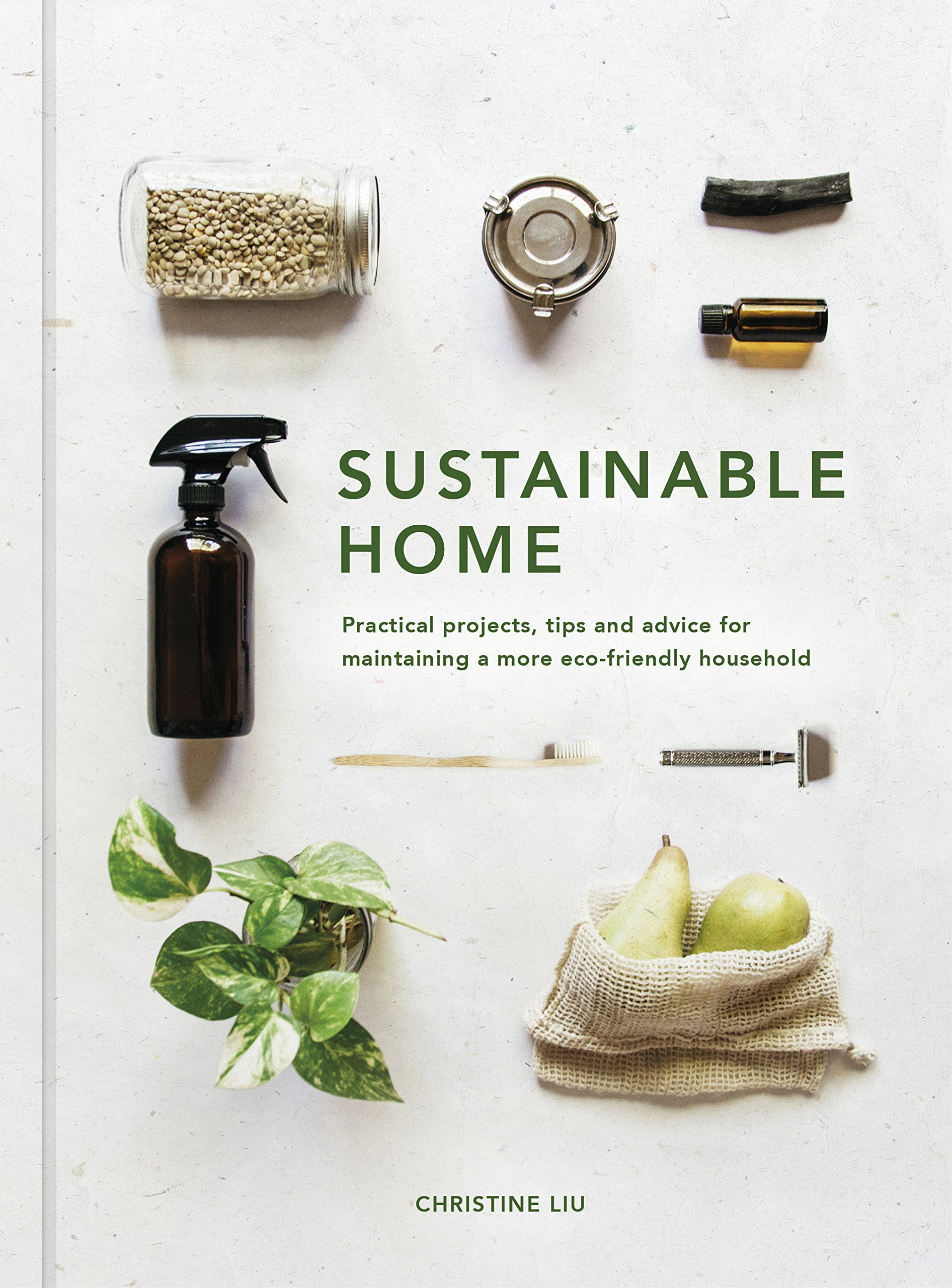 Sustainable Home: Practical projects, tips and advice for maintaining a more eco-friendly household 1