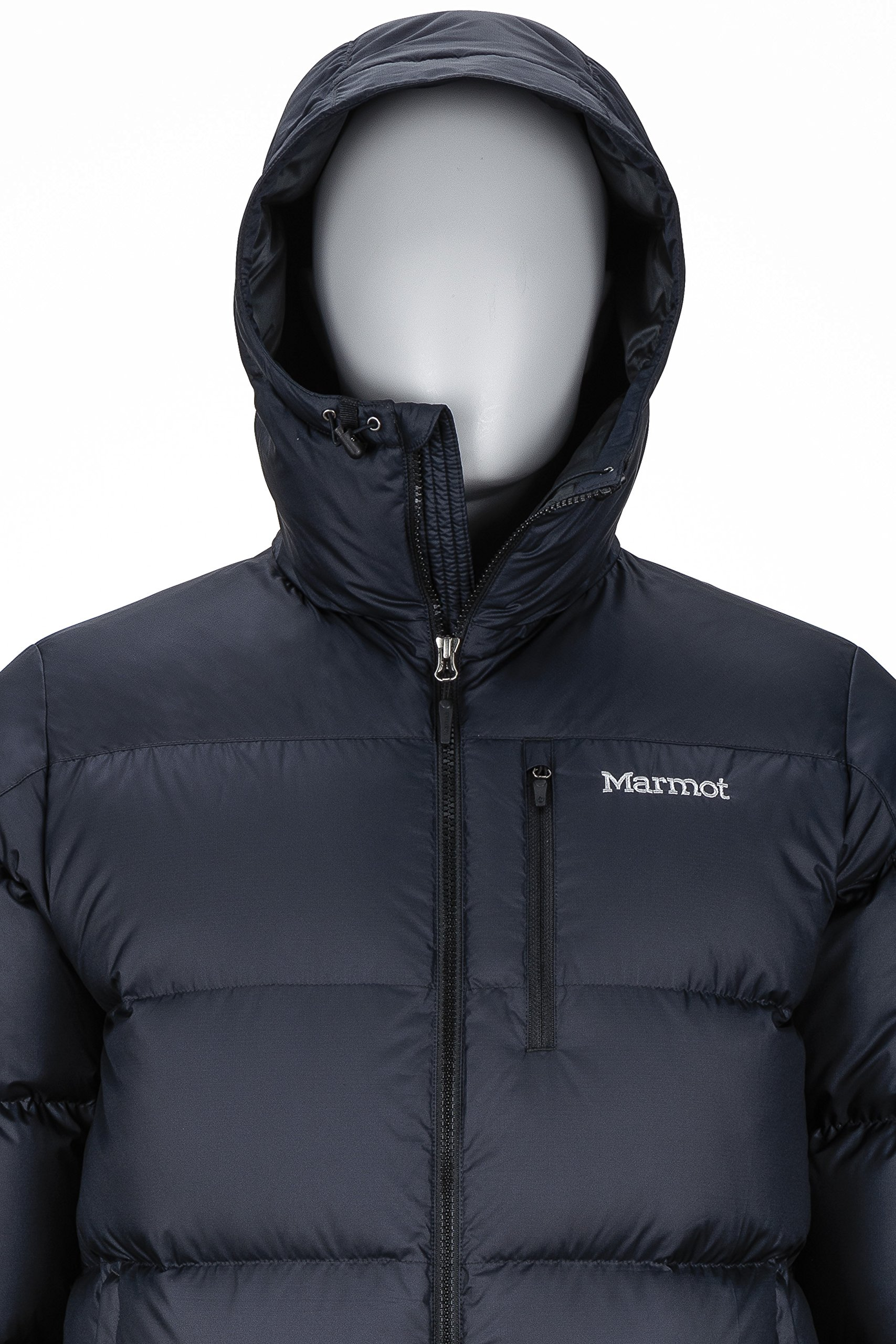 918nfJ8DdFL - Marmot Guides Down Winter Puffer Jacket with Hood, Men, 700 Fill Power Down