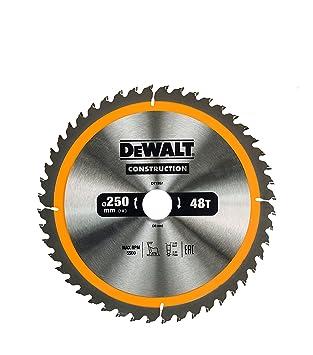 Dewalt dt1957 250 x 30 mm x 48t construction circular saw blade dewalt dt1957 250 x 30 mm x 48t construction circular saw blade yellow greentooth Choice Image