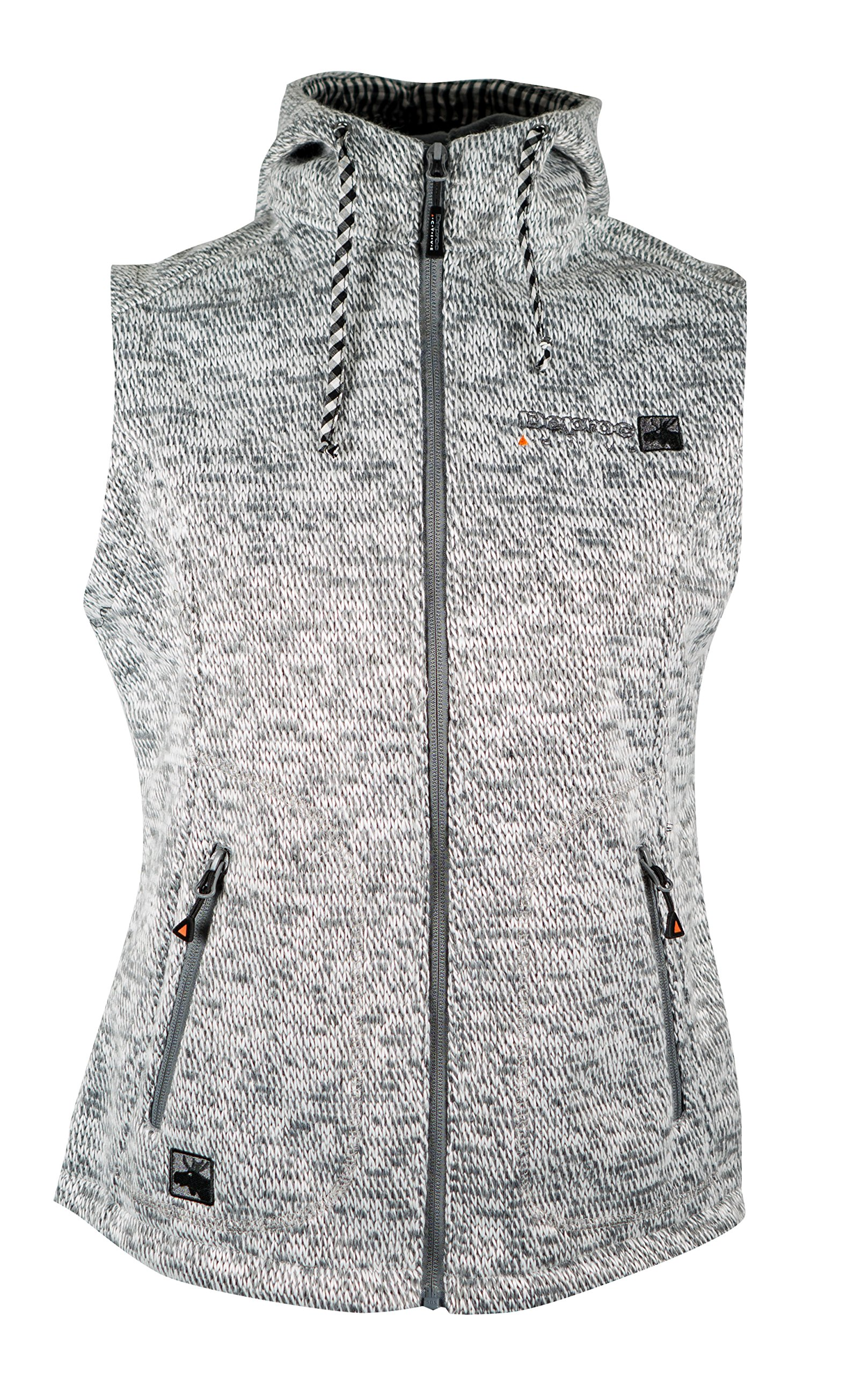918oQRsZdjL - Deproc Women's WHITEFORD, Sweat Vest