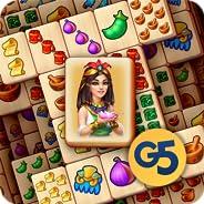 Pyramid of Mahjong: Ein Steinpaar-Kombinations-Rätsel und ein Städtebau-Spiel