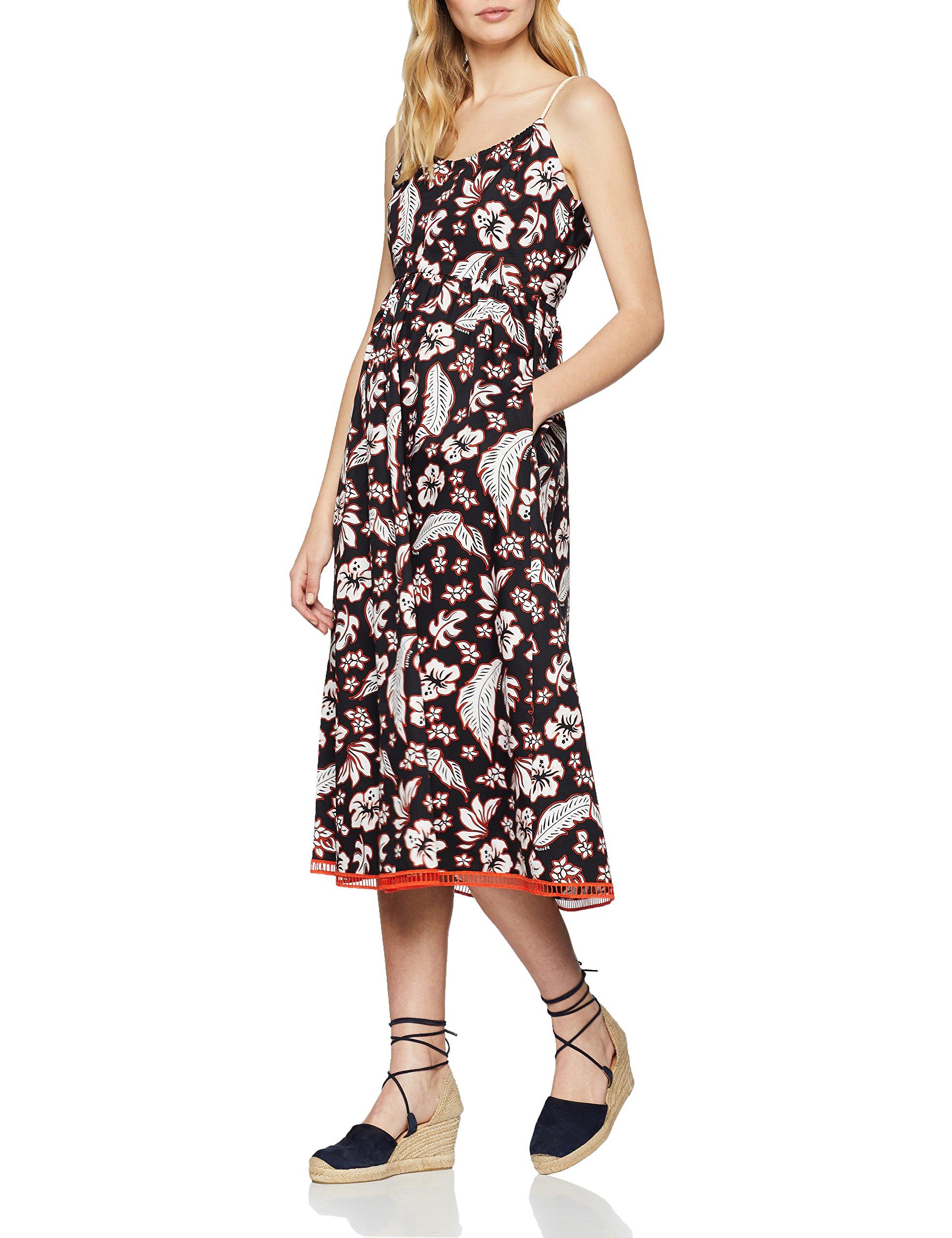 Tommy Hilfiger Petra Dress NS Vestido para Mujer