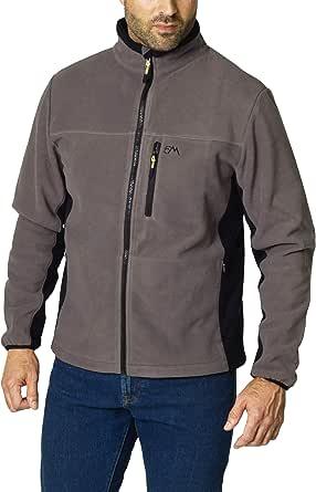 Five Mile Mens Pembrey Full Zip Fleece Jacket