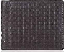 VOGARD Men's Genuine Leather RFID Protected Wallet (Brown)…