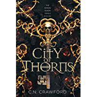 City of Thorns (The Demon Queen Trials Book 1) (English Edition)