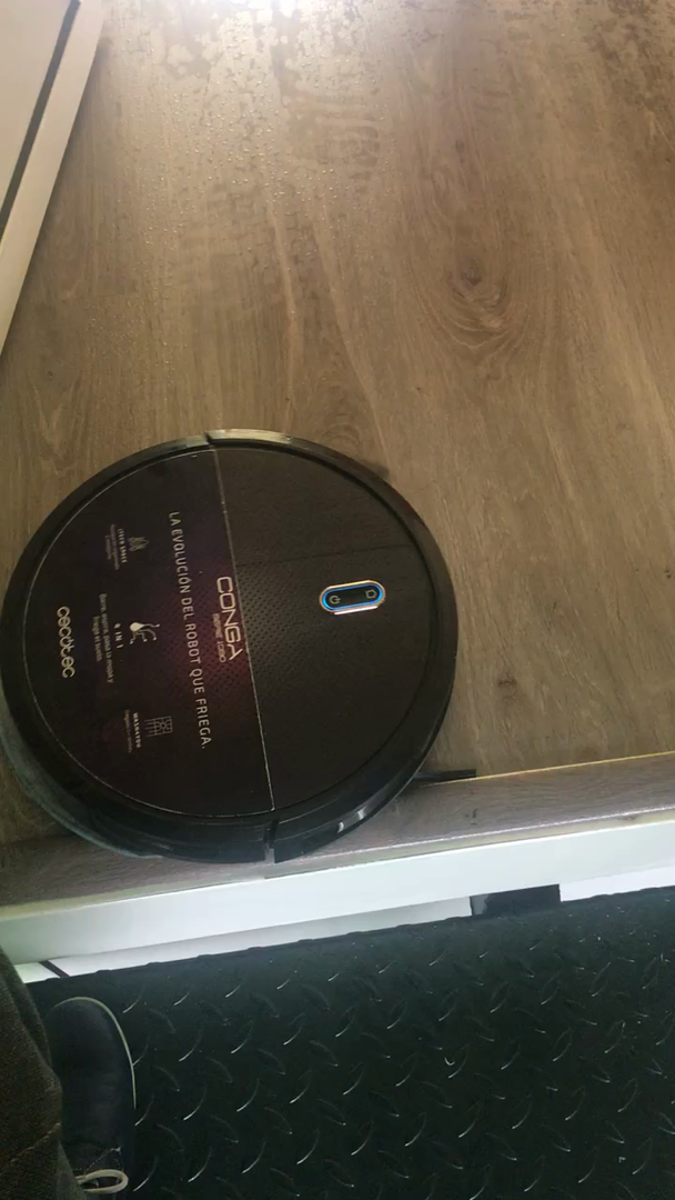 Amazon.es:Opiniones de clientes: Cecotec Conga Serie 1090 - Robot Aspirador 4 en 1, navegación Inteligente iTech Space, especial mascotas, ...