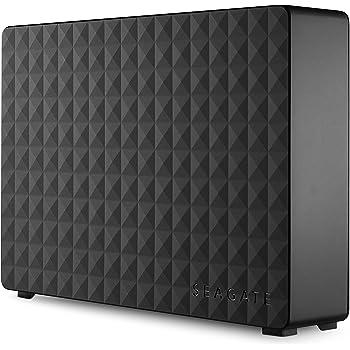 Seagate Expansion - Disco duro externo de Desktop 3.5' para PC, Xbox One y PlayStation 4 (2 TB, USB 3.0), Negro