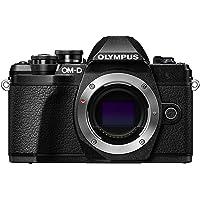 Olympus OM-D E-M10 Mark III Micro Four Thirds Systemkamera, 16 Megapixel, Bildstabilisator, elektronischer Sucher, 4K…
