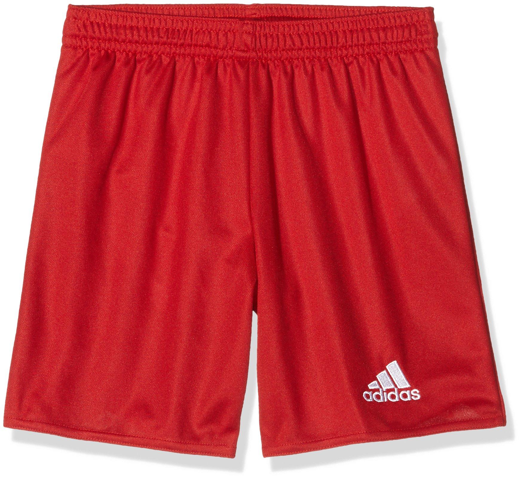 Adidas Parma 16 Sho Wb Short per Uomo, Multicolore (Rosso/Bianco), IT : 13-14 anni ( Taglia produtt
