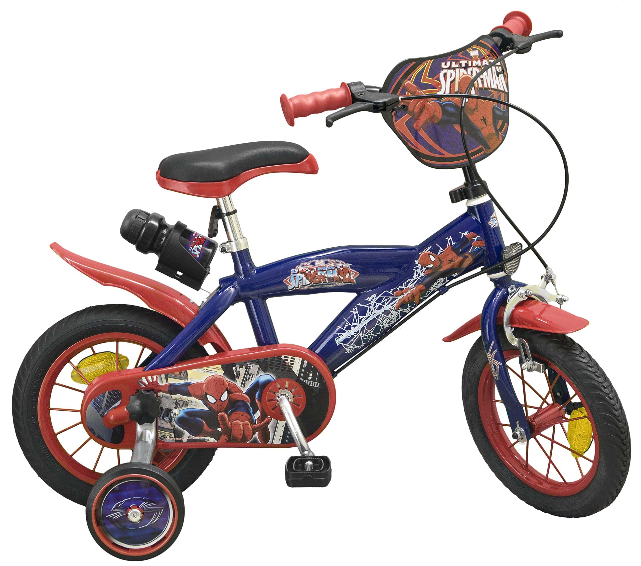 Bicicleta 12″ Spiderman