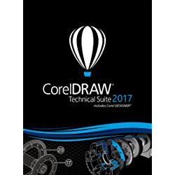 CorelDRAW Technical Suite 2017 Upgrade [Download]