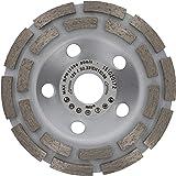 PRODIAMANT Professionele diamantslijppan beton 125 mm x 22,2 mm diamantslijppan PDX82.910 125 mm passend haakse slijper