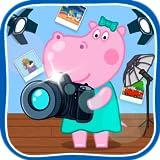 Kinder-Fotostudio