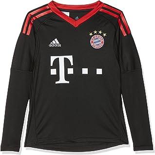 6d7a4c549 adidas Kinder 18 19 Fc Bayern Torwart Trikot  Amazon.de  Sport ...