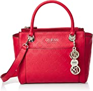 Guess Womens Ilenia Ilenia Society Satchel