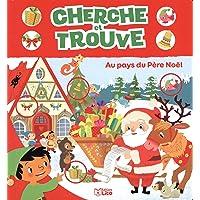 Cherche et trouve: Au pays du Père Noël - Dès 2 ans