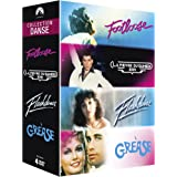 Paramount Collection Danse: Footloose + La fièvre du samedi soir + Flashdance + Grease