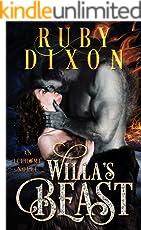 Willa's Beast: A SciFi Alien Romance (Icehome Book 3) (English Edition)
