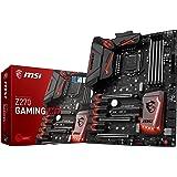 MSI Z270 Gaming M7 LGA 1151 DDR4 HDMI,DP 3x M.2 (2x Steel Armor) & 9x USB 3.1(2x Gen2 & 8x Gen1), 1x USB-C ATX Mainboard