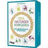 Yoga-Haltungen korrigieren – Kartenset: Über 100 Übungskarten mit Begleitbuch