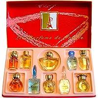 Charrier Parfums Luxe Top Ten Coffret de 10 Eau de Parfums Miniatures Total 57 ml