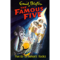 Five Go To Demon's Rocks: Book 19 (Famous Five series)