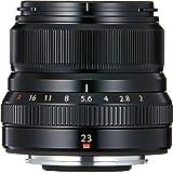 Fujinon XF23 mm F2 R väderbeständig lins, svart