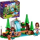 LEGO 41677 Friends Waterval in het bos Camping Avontuur speelgoed, Set Met Poppetjes Voor Kinderen Van 5 Jaar En Ouder