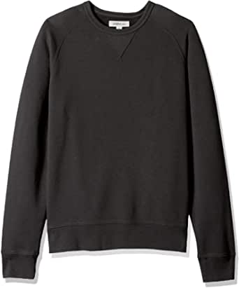 Amazon Brand - Goodthreads Men's Crewneck Fleece Sweatshirt Sweatshirt