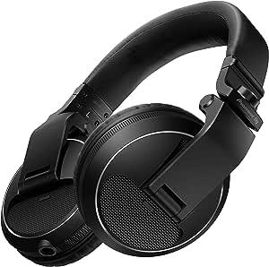 Pioneer Hdj X5 Black Circum Aural Head Band Elektronik