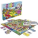 Hasbro F0800100 Het spel van het leven, bordspel voor het hele gezin voor 2-4 spelers, voor kinderen vanaf 8 jaar, bevat kleu
