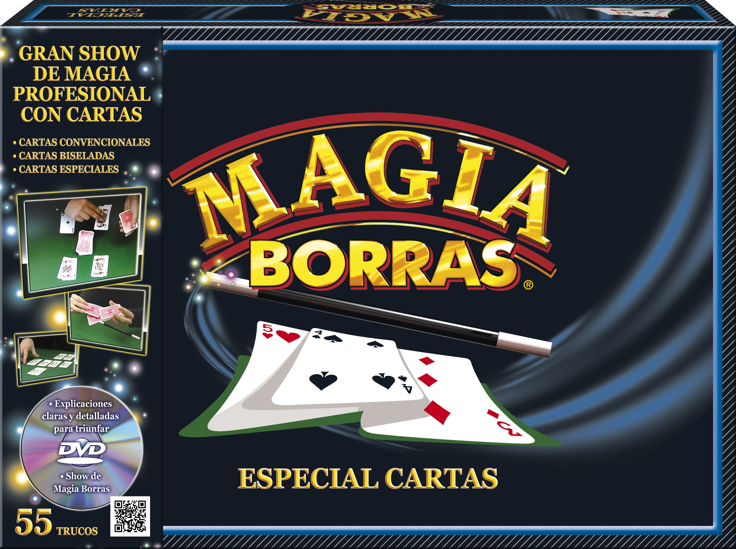 Educa Borrás 15464 – Magia Borras Especial Cartas