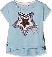 Desigual TS_nuevomexic, T-Shirt Bambina