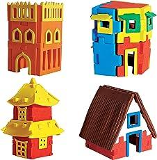 Imagimake Worldwide: Houses
