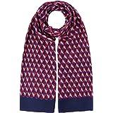 Kipling Woven Wool Sciarpa Donna
