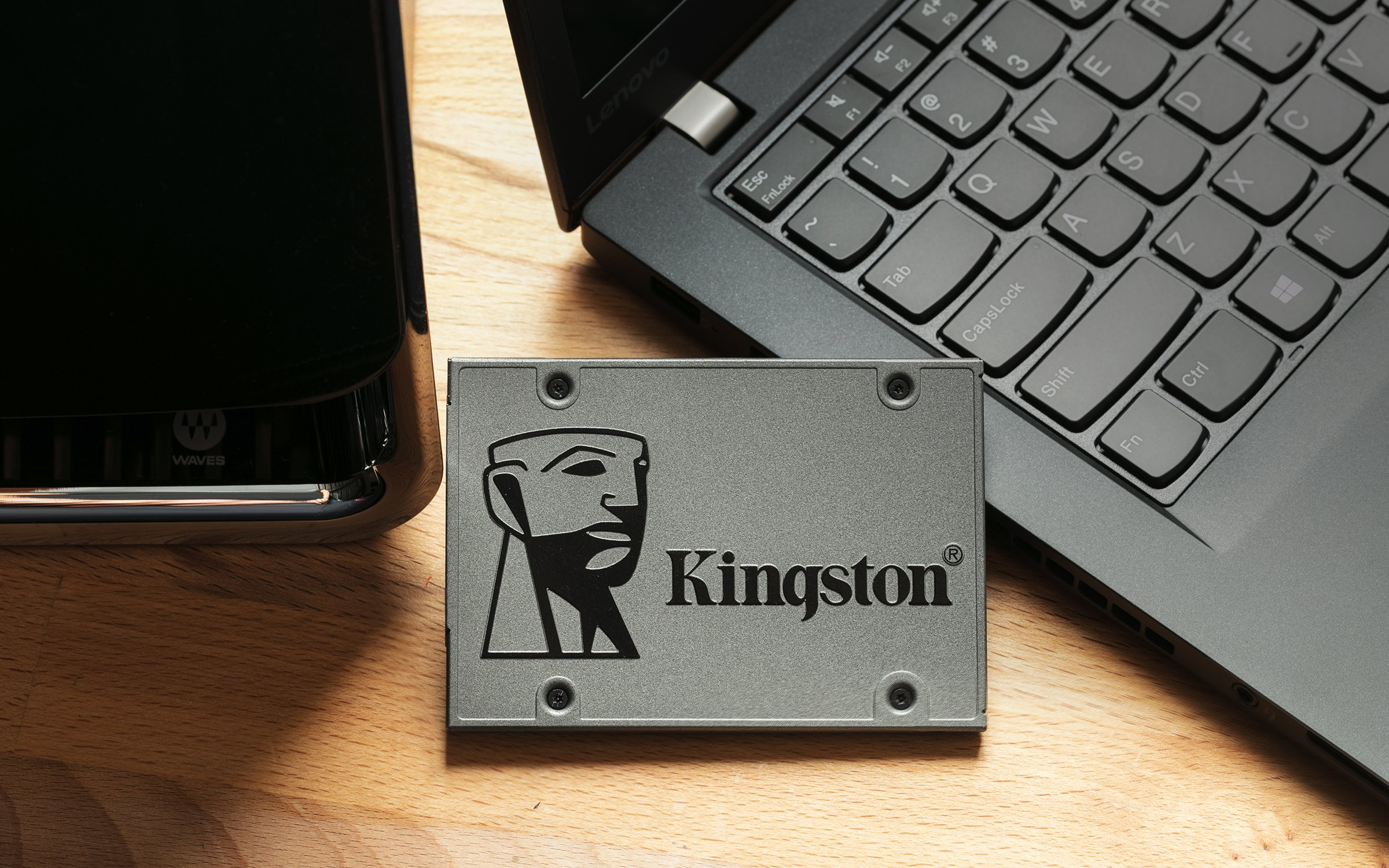 Kingston SUV500/120G - Unidad de Disco Duro SSD, 120 GB, SATA3, 2.5""