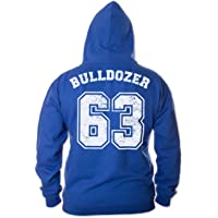 Bud Spencer Bulldozer 63 Zip (blu)
