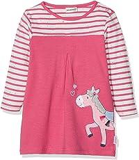 SALT AND PEPPER Baby - Mädchen Kleid B Dress Mon Amie Stripe