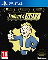 Bethesda Fallout 4: Game Of The Year [Playstation 4]